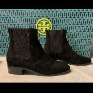Tory Burch Shoes - Tory Burch Two Way Boot - Stretch Suede - Size 7